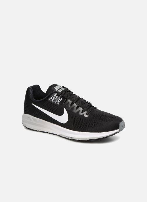 Sportschuhe Nike Nike Air Zoom Structure 21 schwarz detaillierte ansicht/modell