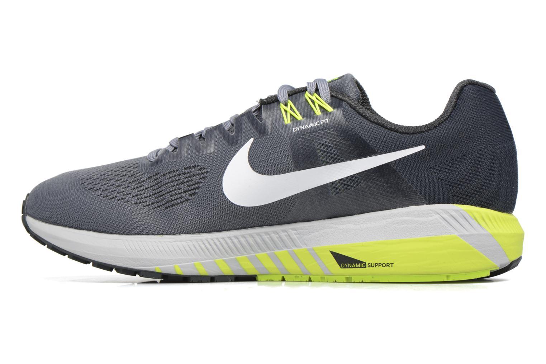 Sportschoenen Nike Nike Air Zoom Structure 21 Grijs voorkant