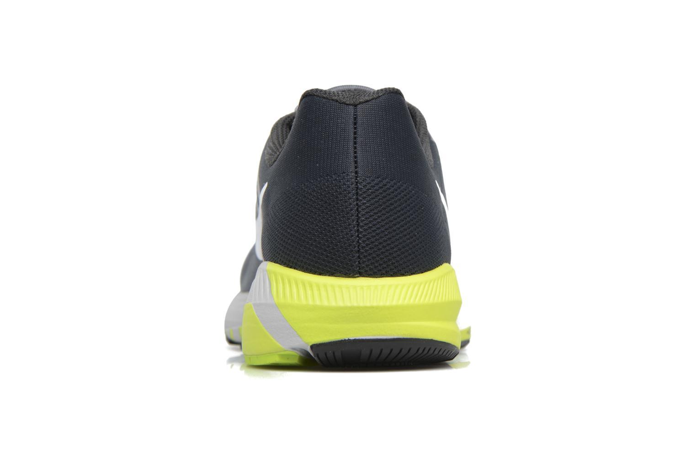 Sportschoenen Nike Nike Air Zoom Structure 21 Grijs rechts