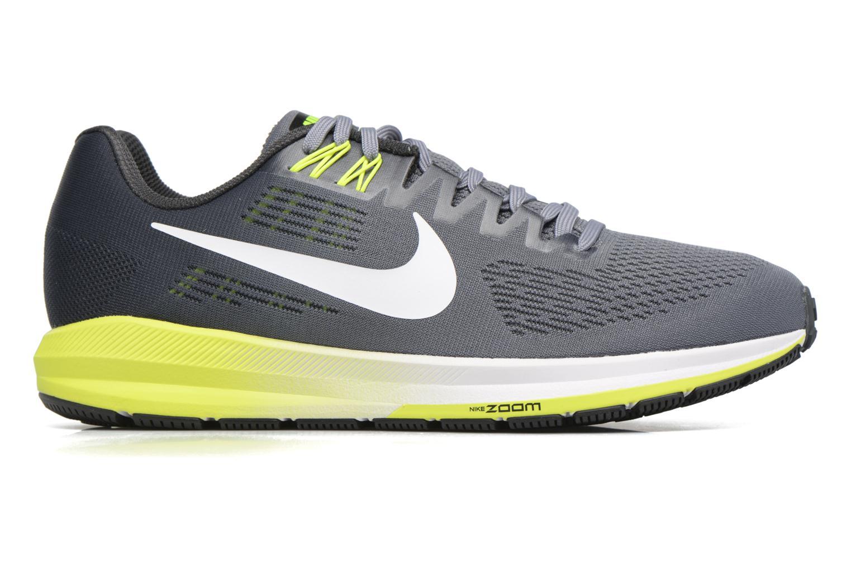 Sportschoenen Nike Nike Air Zoom Structure 21 Grijs achterkant