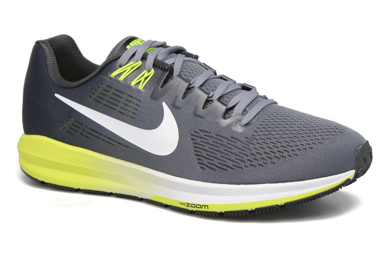 Sportschoenen Nike Nike Air Zoom Structure 21 Grijs detail