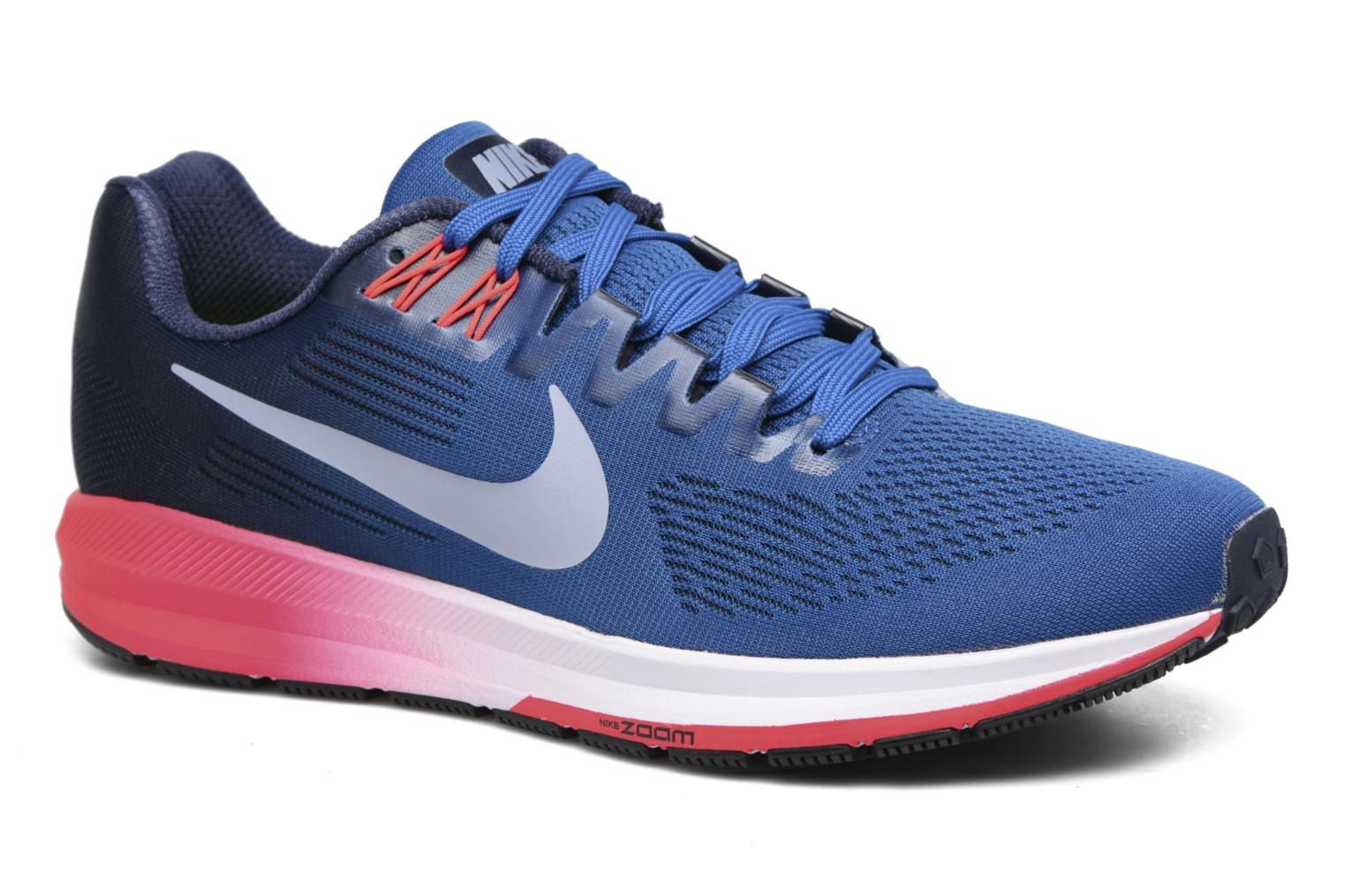 Nike Nike Chaussures Air Zoom Structure 21 (Bleu) Chaussures Nike de sport chez b0e794