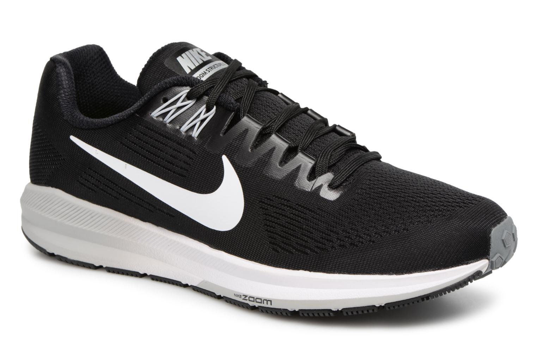Nike Nike Air Zoom Sport Structure 21 (Black) - Sport Zoom shoes chez (318731) 76e04b
