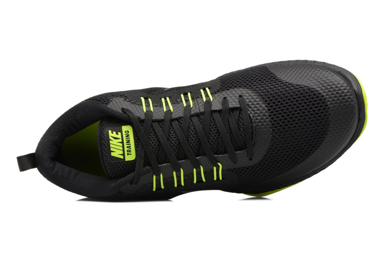 Chaussures de sport Nike Nike Zoom Domination Tr Noir vue gauche