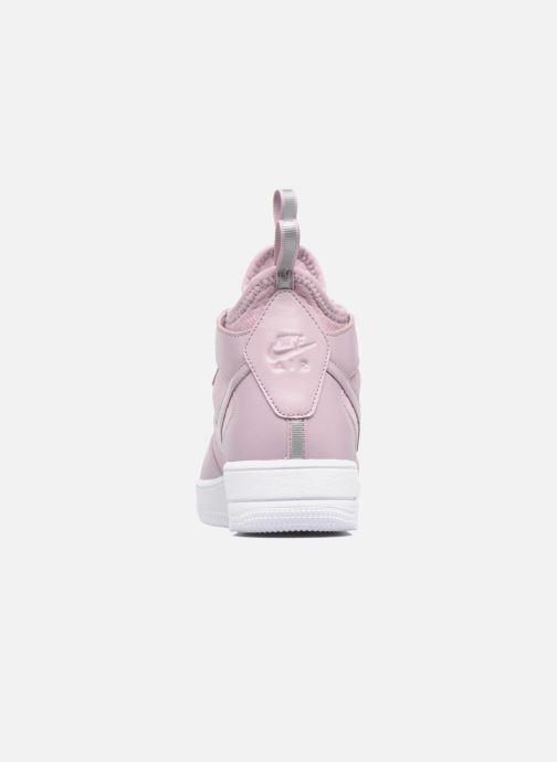 Nike W Air Force 1 Ultraforce Mid (lila) Sneaker bei