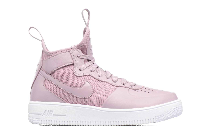Sneaker Nike W Air Force 1 Ultraforce Mid lila ansicht von hinten