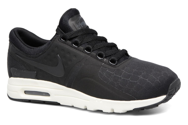 Nya kollektion Nike Kvinnor Sneakers W Air Max Zero i svart
