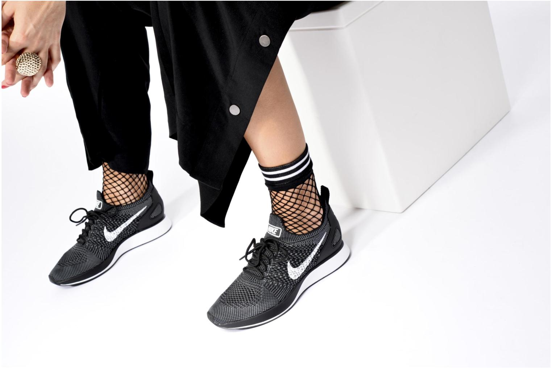 Baskets Nike W Air Zoom Mariah Fk Racer Prm Noir vue bas / vue portée sac