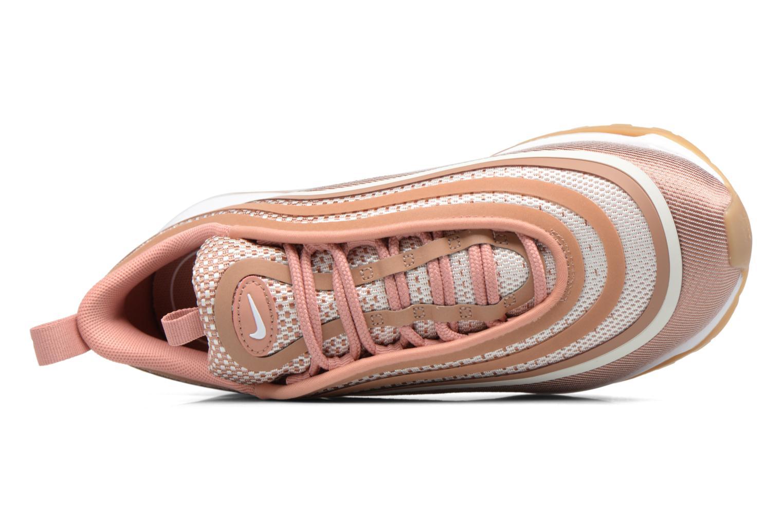 Sneaker Nike W Air Max 97 Ul '17 rosa ansicht von links