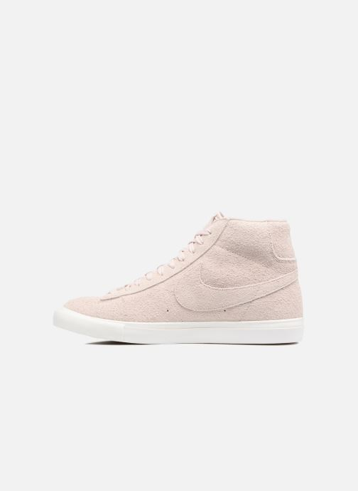 Trainers Nike Blazer Mid AH17 Beige front view