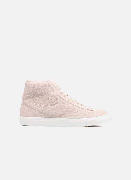 Sneaker Nike Blazer Mid AH17 beige ansicht von hinten