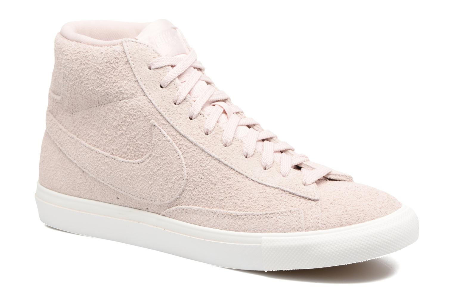 buy online 5ed71 e23a6 ... wholesale trainers nike blazer mid ah17 beige detailed view pair view  f5fb1 65f5a