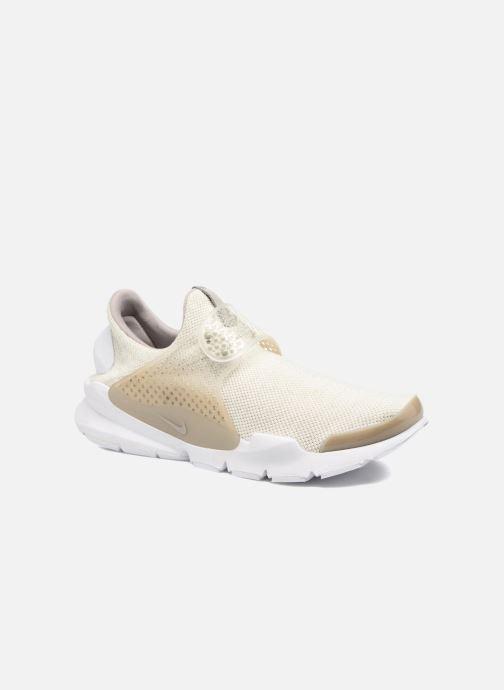 Sneakers Nike Nike Sock Dart Se Beige detaljerad bild på paret
