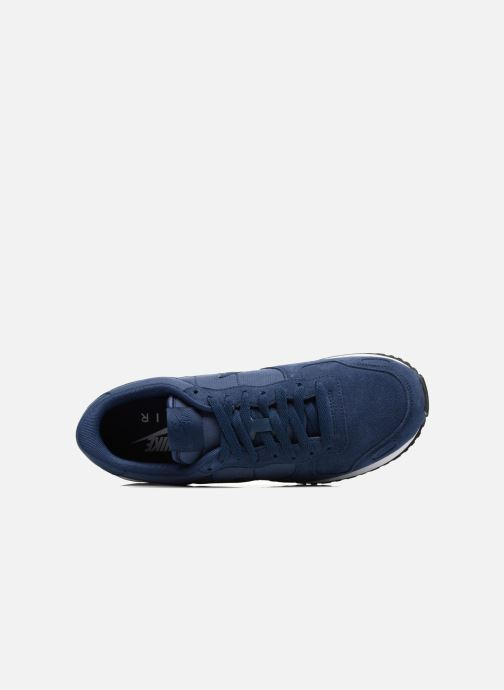 Trainers Nike Nike Air Vrtx Ltr Blue view from the left