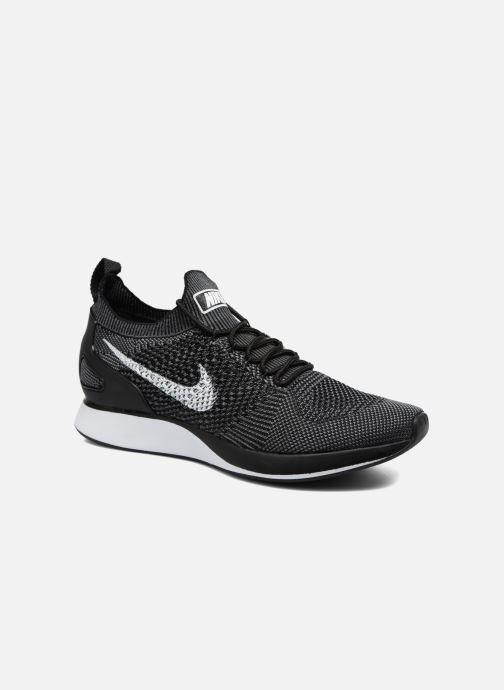100% authentic 6dfce f5bcf Baskets Nike Air Zoom Mariah Flyknit Racer Noir vue détail paire