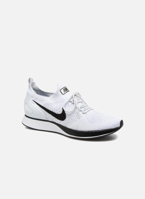the best attitude 90101 8fa2f Deportivas Nike Air Zoom Mariah Flyknit Racer Blanco vista de detalle / par