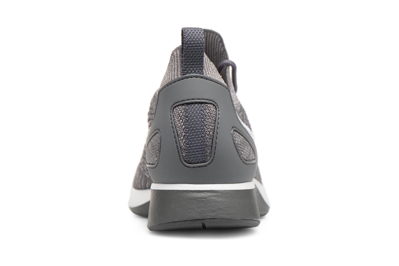 Baskets Nike Air Zoom Mariah Flyknit Racer Gris vue droite