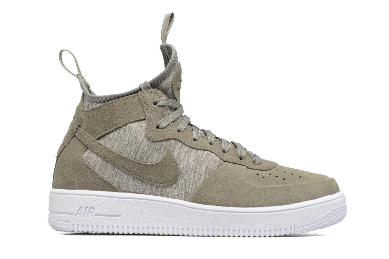 Sneakers Nike Air Force 1 Ultraforce Mid Prm Groen achterkant