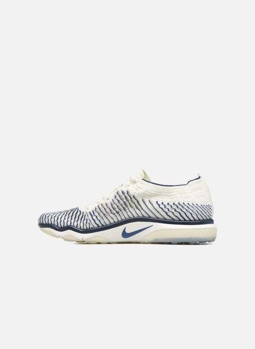 Chaussures de sport Nike W Air Zoom Fearless Fk Indigo Multicolore vue face