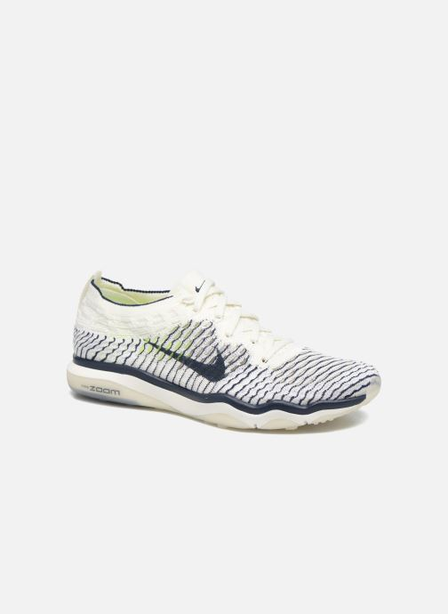 low priced c46b3 72940 Chaussures de sport Nike W Air Zoom Fearless Fk Indigo Multicolore vue  détail paire
