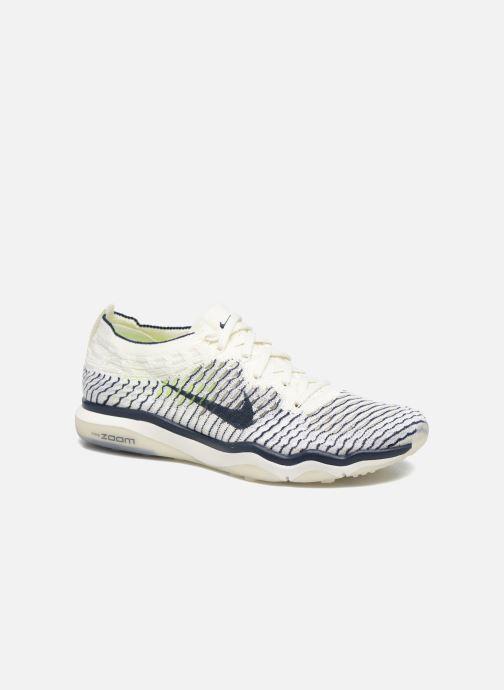 low priced 2df15 b884e Chaussures de sport Nike W Air Zoom Fearless Fk Indigo Multicolore vue  détail paire