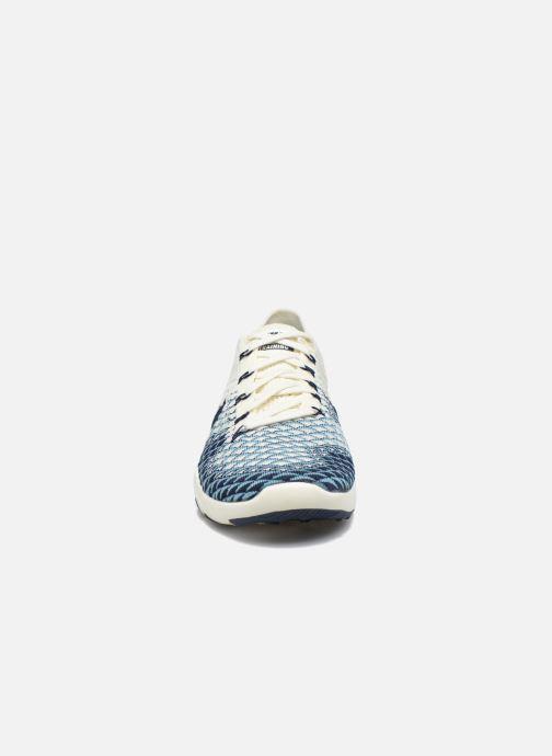 Zapatillas de deporte Nike Wmns Nike Free Tr Fk 2 Indigo Multicolor vista del modelo
