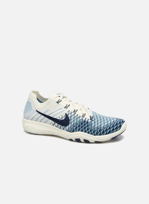 Zapatillas de deporte Nike Wmns Nike Free Tr Fk 2 Indigo Multicolor vista de detalle / par