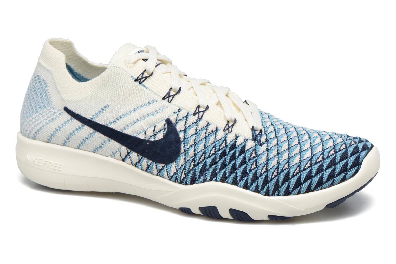 Scarpe sportive Nike Wmns Nike Free Tr Fk 2 Indigo Multicolore vedi dettaglio/paio