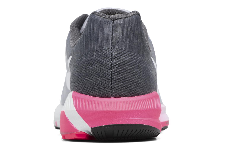 Chaussures de sport Nike W Nike Air Zoom Structure 21 Gris vue droite