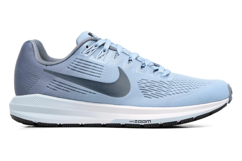 Chaussures de sport Nike W Nike Air Zoom Structure 21 Bleu vue derrière