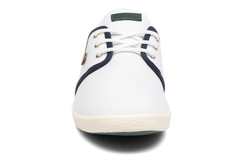 Baskets Faguo Cypress Set & Match W Blanc vue portées chaussures