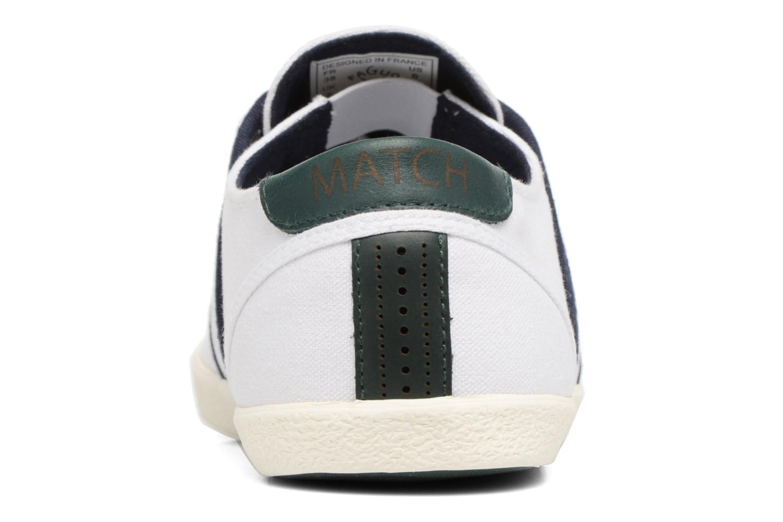Baskets Faguo Cypress Set & Match W Blanc vue droite