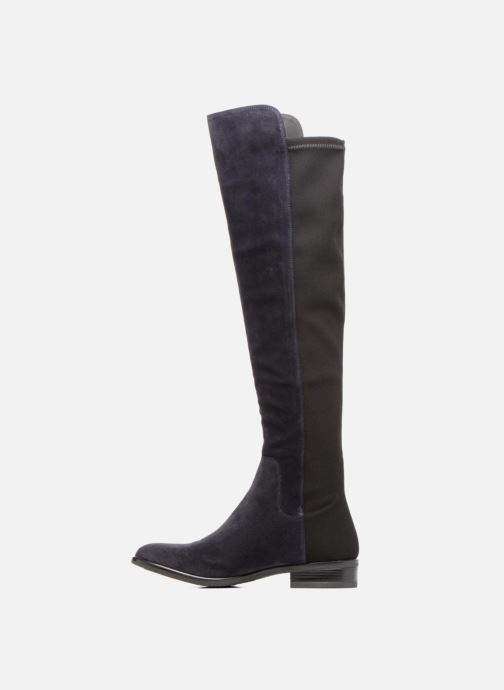 Boots & wellies Clarks Caddy Belle Blue front view