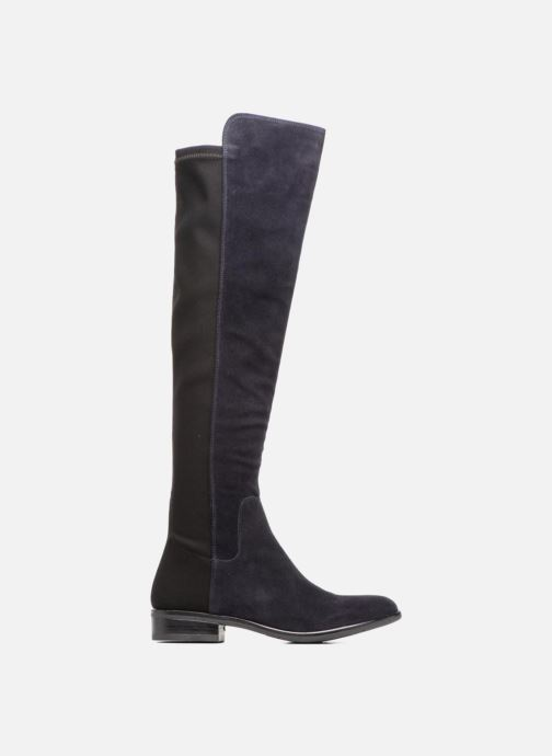 Boots & wellies Clarks Caddy Belle Blue back view