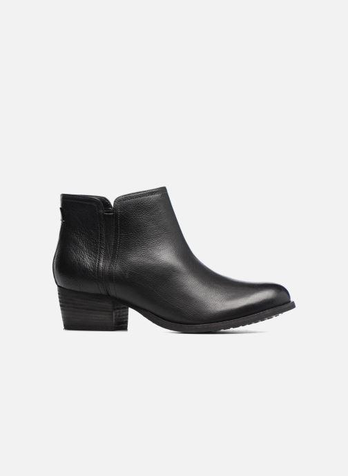 Bottines et boots Clarks Maypearl Ramie Noir vue derrière