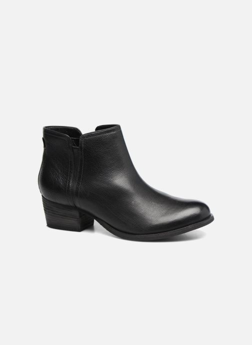 Bottines et boots Clarks Maypearl Ramie Noir vue détail/paire