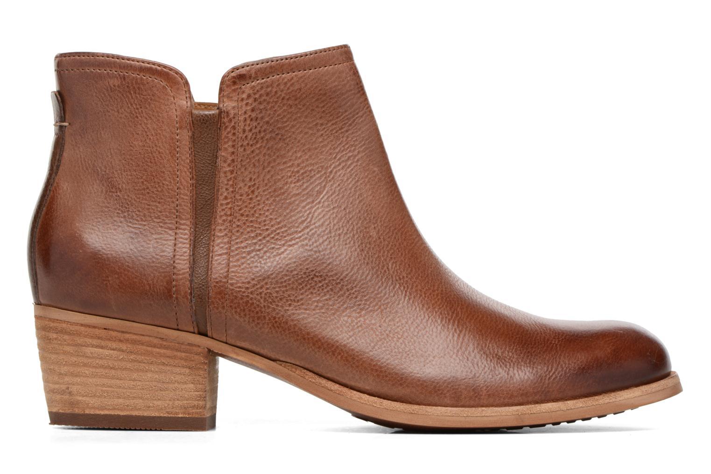 Bottines et boots Clarks Maypearl Ramie Marron vue derrière