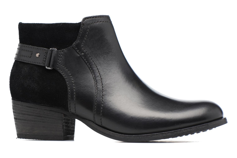 Bottines et boots Clarks Maypearl Lilac Noir vue derrière