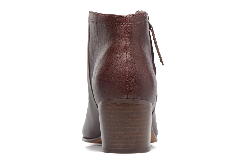 Bottines et boots Clarks Maypearl Alice Marron vue droite
