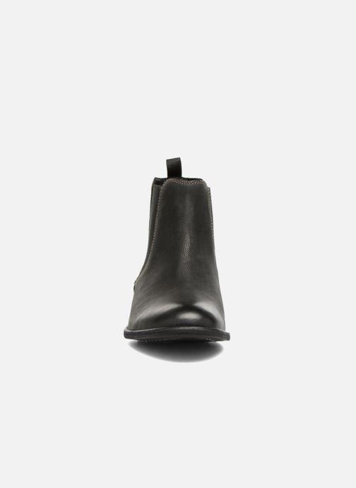 Bottines et boots Clarks Maypearl Nala Noir vue portées chaussures