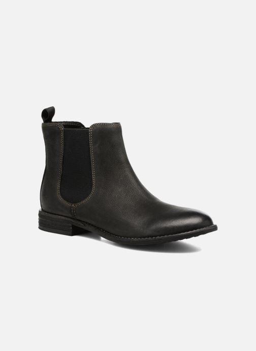 Bottines et boots Clarks Maypearl Nala Noir vue détail/paire
