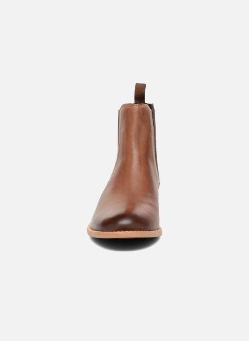 Stiefeletten & Boots Clarks Maypearl Nala braun schuhe getragen