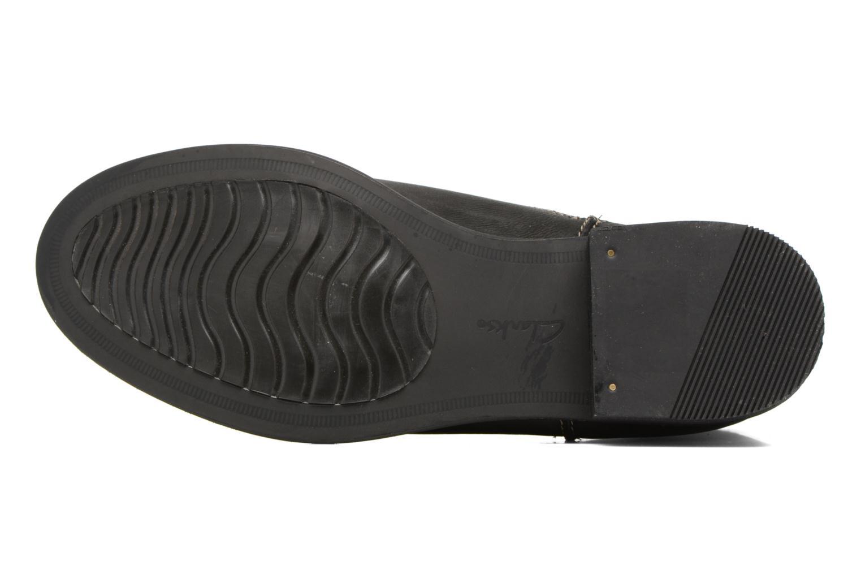 Bottines et boots Clarks Maypearl Nala Noir vue haut