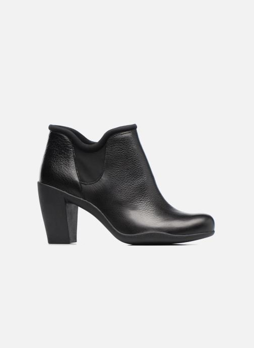 Ankle boots Clarks Adya Bella Black back view