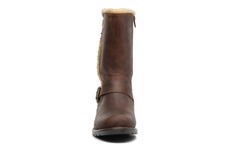 Boots & wellies Clarks Orinoco Art Brown model view