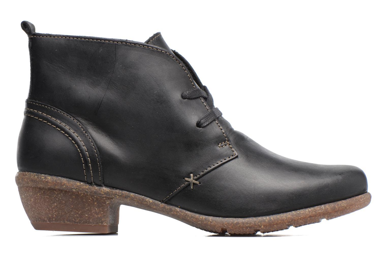 Bottines et boots Clarks Wilrose Sage Noir vue derrière