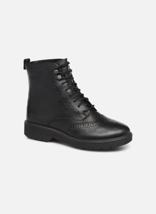 Boots en enkellaarsjes Clarks Witcombe Flo Zwart detail