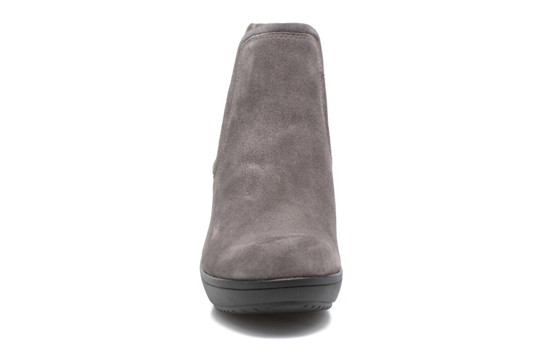Boots en enkellaarsjes Clarks Wynnmere Mara Grijs model