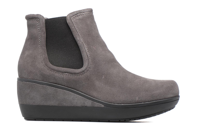 Boots en enkellaarsjes Clarks Wynnmere Mara Grijs achterkant