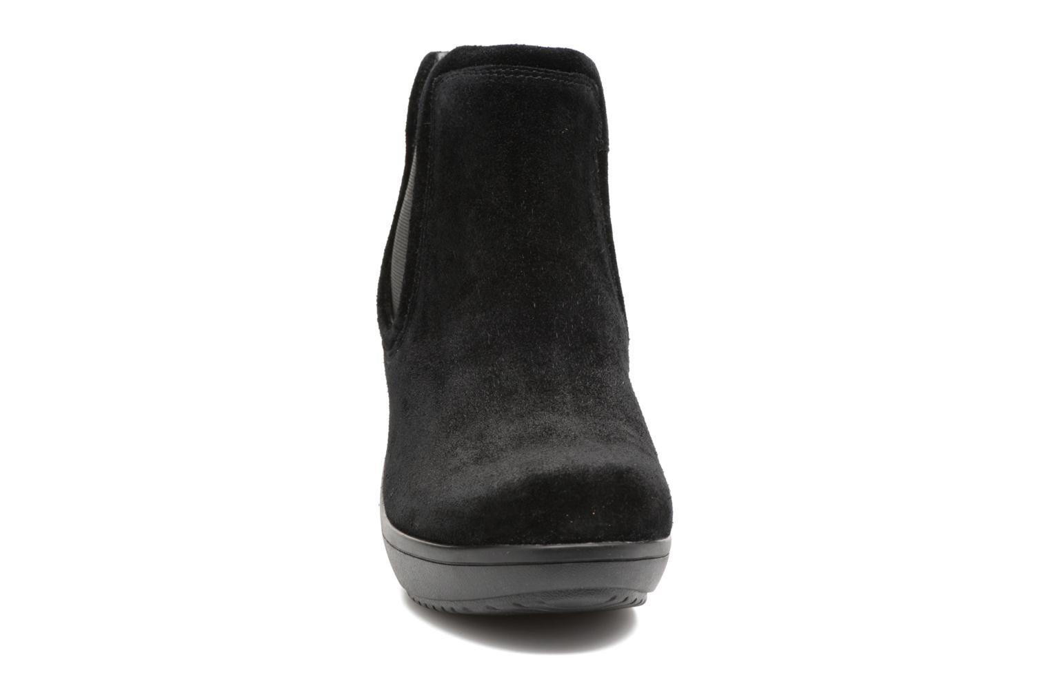 Ankle boots Clarks Wynnmere Mara Black model view